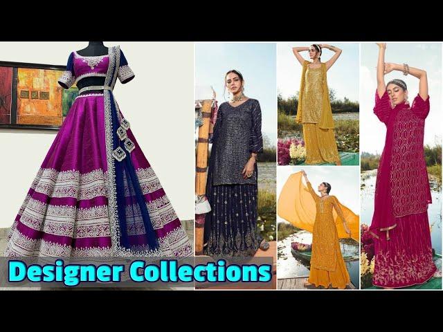 Partywear Catalogue Designer Salwar Kameez/Designer Partywear Lehenga Choli / Designer  #prititrendz