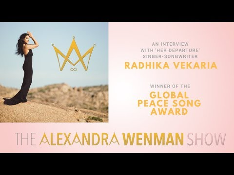 An interview with singer-songwriter Radhika Vekaria – winner of the Global Peace Song Award