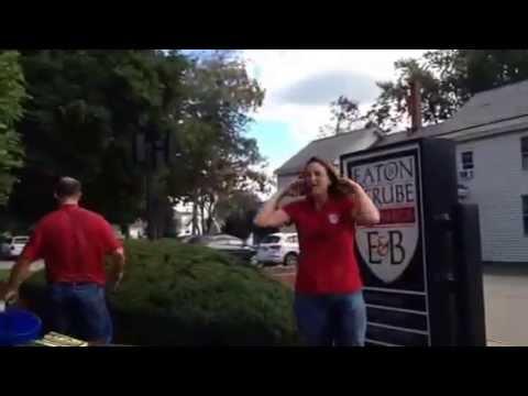Eaton & Berube Insurance ALS Ice Bucket Challenge