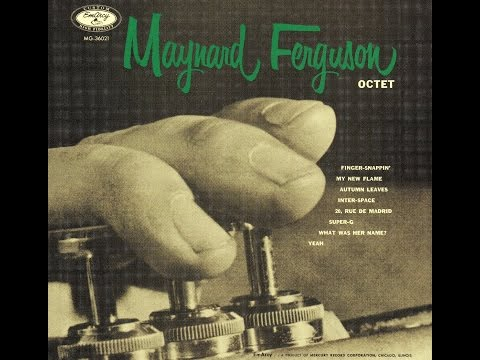 Maynard Ferguson and His Octet - Autumn Leaves