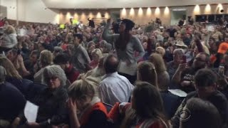Republicans in Congress facing angry town halls back home