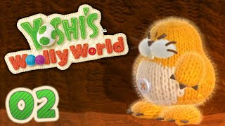 Vermöbelt nach Strich und Faden! | #02 | Yoshi's Woolly World