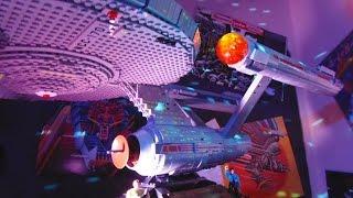 Mega Bloks Stevie Sherwood Star Trek ENTERPRISE Full Build Review Tips