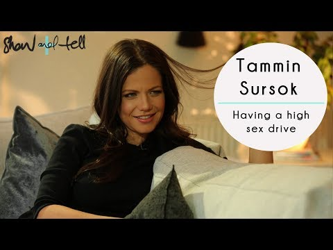 Tammin Sursok: On Having A Crazy High Sex Drive