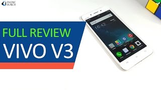 Vivo V3 Review - Small but Powerful