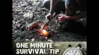 Torch - one minute survival tip