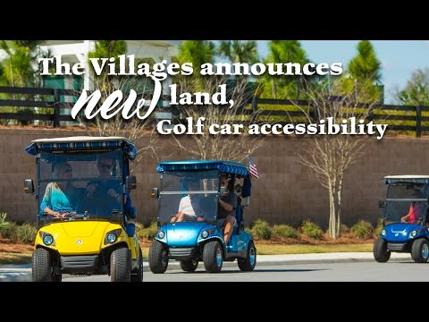 Vmail - The Villages Announces New Land, Golf Car Accessibility for Entire Community