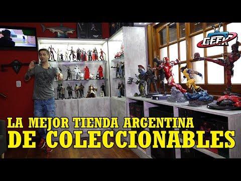 La mejor tienda de Coleccionables de Argentina / Cazando Toys
