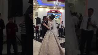 Езидская свадьба Рома и Ширин. Танец отца и дочери