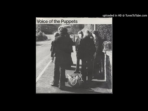 """VOICE OF THE PUPPETS I Don't Wanna Know 7"""" 1980 (COMPLETE) Rare Newcastle UK Punk/Power Pop"""