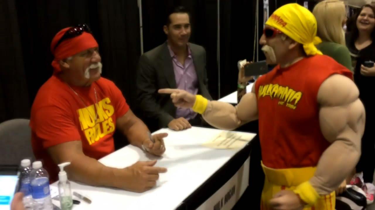 Incontra Hulk Hogan