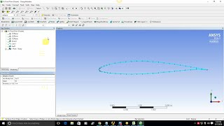 2D Compressible flow over airfoil - ANSYS Fluent Tutorial