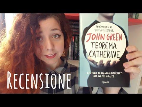 RECENSIONE | TEOREMA CATHERINE by John Green