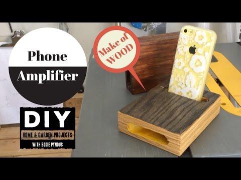 Phone Amplifier Build
