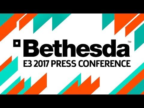 E3 2017: Bethesda Full Press Conference