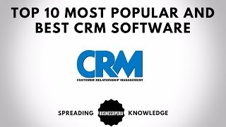 ... crm software is a system that enables you to nurture relationships with customers and prospects drive sales or