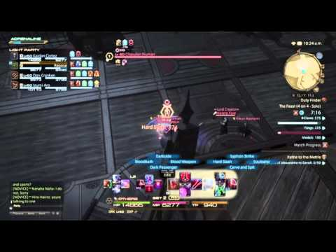 Repeat FFXIV - Sephirot Extreme (DRK Main Tank) by Robert