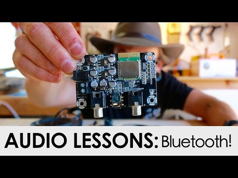 Easy DIY Bluetooth Speaker Setup: Make Any Speaker A Bluetooth Speaker | How-To