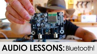 Easy DIY Bluetooth Speąker Setup: Make Any Speaker A Bluetooth Speaker | How-To