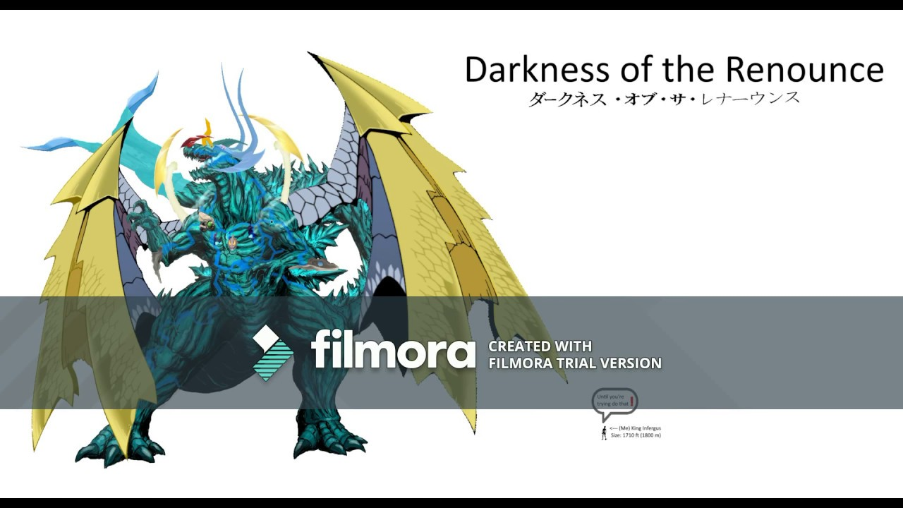 Sound Of Darkness Of The Renounce King S Ver Complete Youtube