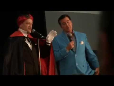 Bruce Campbell & Ted Raimi @ San Jose Wizard World 2015
