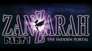 COME WITH ME INTO THIS WORLD | Zanzarah The Hidden Portal Walkthrough - Part 1