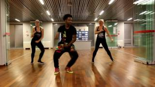 ZUMBA BY ENMANUEL D SANTOS FULL ( Alex Sensation - La mala)