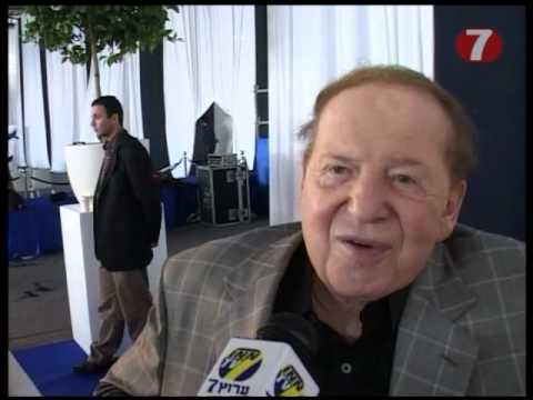 Sheldon Adelson  Creating the Ultimate Ambassadors for Israel