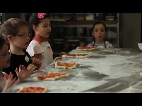 Free Kids Baking Class At Brasserie Bread YouTube - Childrens cooking birthday parties melbourne