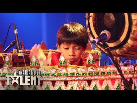 Zarni Ko: Final | Myanmars Got Talent 2018