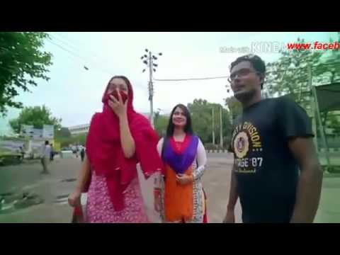 Bangla New Natok Mobile Toilet ft Mosharaf Karim