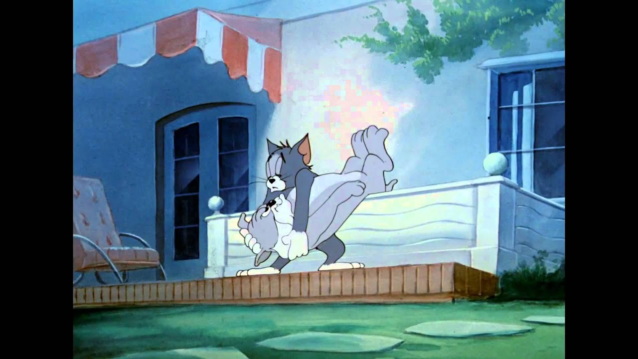 Tom and Jerry ''I Love You'' - YouTube