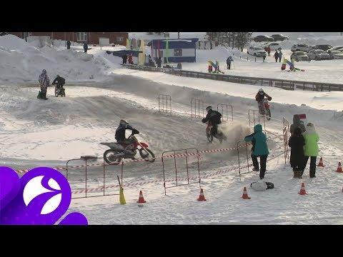 Мотосезон  2020 на Ямале стартовал с соревнований в Ноябрьске. Время Ямала.