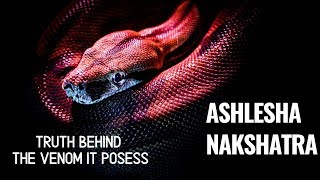 ASHLESHA NAKSHATRA - (4 PADAS & REMEDIAL MEASURES)