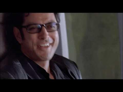 Jeff GoldBlum Laugh Remix Music Video - hahahrawrrahaha