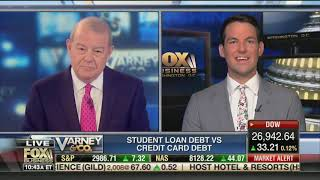 Cabot Phillips on Student Loan Debt Forgiveness: This Is What 'Entitlement Generation' 'Looks Like'