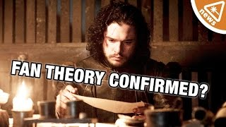 Will Game of Thrones Confirm the Ultimate Fan Theory? (Nerdist News w/ Dan Casey and Kyle Hill)