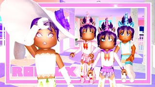 Bloxburg Family: My 3 New Adopted Daughters Are Scammers! (Roblox Roleplay Story)