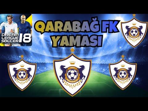 Dream League Soccer 2018 - QARABAĞ Yaması Güncell
