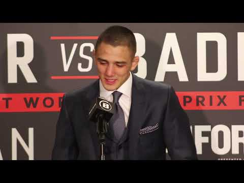 Aaron Pico Reacts to Second Career Loss | Bellator 214 Post-Fight Press Conference
