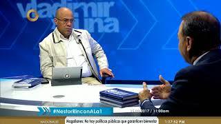 Nestor Rincón: Venezuela se ha quedado atrás |Parte 2/5|
