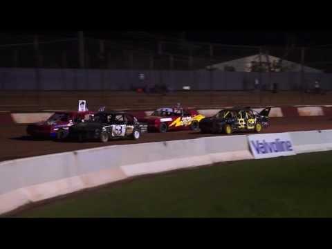 Fender Benders Round 3 - Valvoline Raceway - Rockdog Racing Videos
