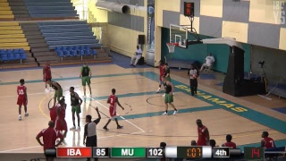 Marshall University v IBA Summer of Thunder