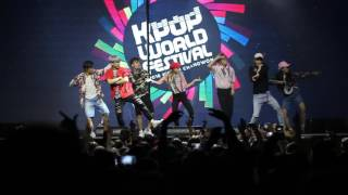 Video K-pop world festival 2016 - NG Crew - BTS - fire cover download MP3, 3GP, MP4, WEBM, AVI, FLV Januari 2018