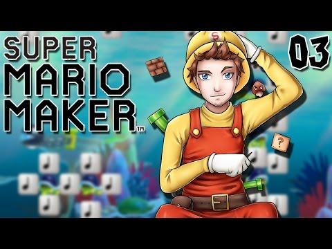 Mario Maker #03 : FLAPPY BIRD ?!