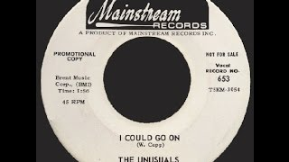 I Could Go On -- The Unusuals (Kathi McDonald lead vocalist)