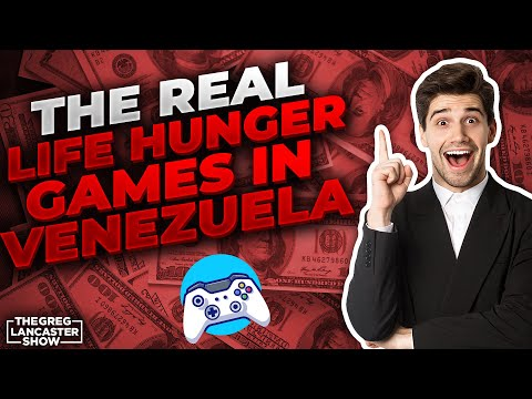 "The Real Life Hunger Games in Venezuela, ""A Month's worth of"