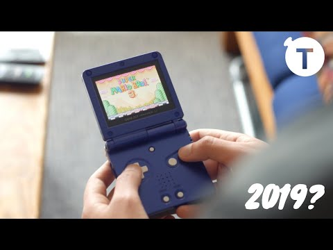 Retro Review - GameBoy Advance SP In 2019