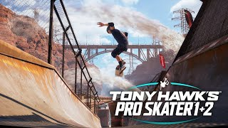 Трейлер Tony Hawk's™ Pro Skater™ 1 and 2