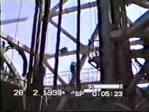 Actinia Oil Rig Blowout